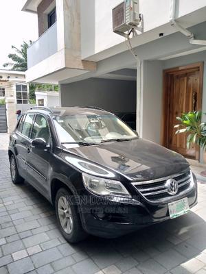 Volkswagen Tiguan 2011 Black   Cars for sale in Lagos State, Lekki