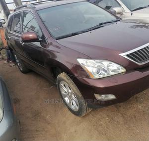 Lexus RX 2008 Purple   Cars for sale in Lagos State, Alimosho