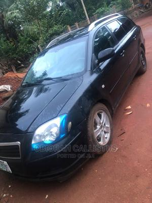 Toyota Avensis 2006 2.0 D-4d Black | Cars for sale in Anambra State, Awka