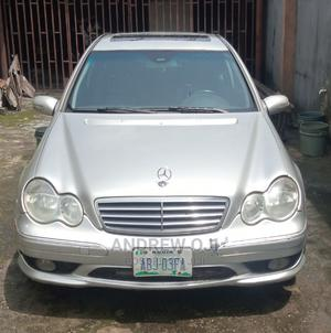 Mercedes-Benz C230 2007 Silver   Cars for sale in Rivers State, Port-Harcourt