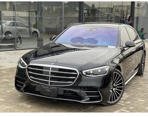 New Mercedes-Benz S Class 2021 Black   Cars for sale in Abuja (FCT) State, Mabushi