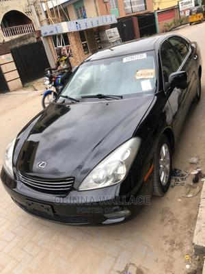 Lexus ES 2004 330 Sedan Black   Cars for sale in Lagos State, Isolo