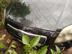 Toyota Avensis 2003 Black | Cars for sale in Abuja (FCT) State, Kubwa