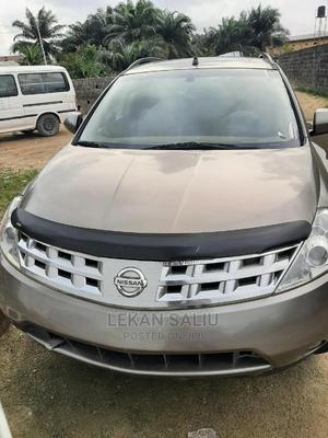 Nissan Murano 2003 Gray | Cars for sale in Lagos State, Ajah