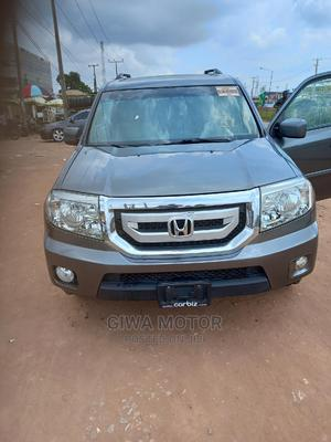 Honda Pilot 2010 Gray | Cars for sale in Lagos State, Abule Egba