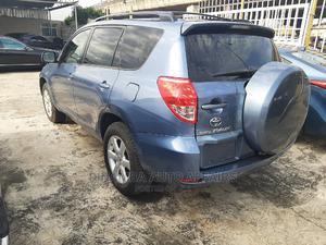 Toyota RAV4 2008 Limited V6 Blue   Cars for sale in Lagos State, Surulere