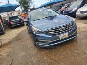 Hyundai Sonata 2015 Blue   Cars for sale in Lagos State, Ikeja
