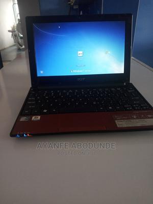 Laptop Acer Aspire 1 2GB Intel Atom HDD 250GB | Laptops & Computers for sale in Ekiti State, Ado Ekiti