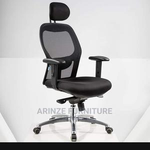 Durable Executive Mesh Chair | Furniture for sale in Lagos State, Lekki