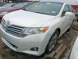 Toyota Venza 2011 V6 AWD White   Cars for sale in Lagos State, Apapa