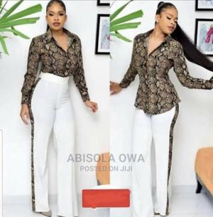 2piece - Animal Print and Matching Trouser | Clothing for sale in Abuja (FCT) State, Garki 1