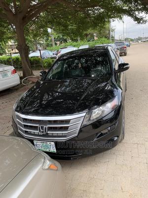 Honda Accord CrossTour 2010 EX-L Black | Cars for sale in Lagos State, Amuwo-Odofin