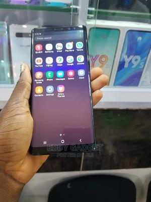 Samsung Galaxy Note 8 64 GB Black   Mobile Phones for sale in Abuja (FCT) State, Wuse
