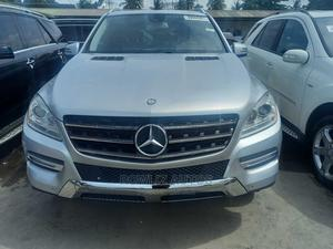 Mercedes-Benz M Class 2012 ML 350 BlueTEC 4Matic Silver   Cars for sale in Lagos State, Apapa