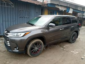 Toyota Highlander 2015 Gray | Cars for sale in Lagos State, Kosofe