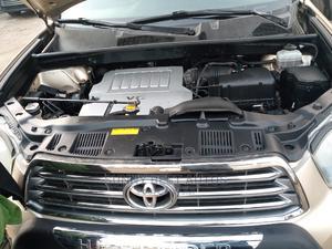 Toyota Highlander 2009 V6 Brown | Cars for sale in Lagos State, Kosofe