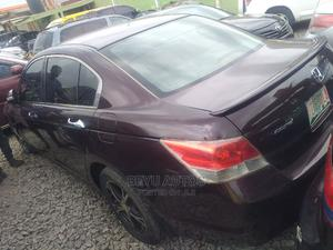 Honda Accord 2008 2.4 EX Brown   Cars for sale in Lagos State, Agege