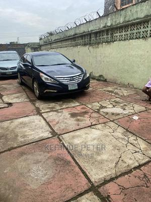 Hyundai Sonata 2012 Blue | Cars for sale in Oyo State, Ibadan