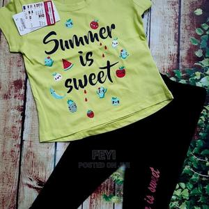 2 Piece Top and Leggings | Children's Clothing for sale in Abuja (FCT) State, Kubwa
