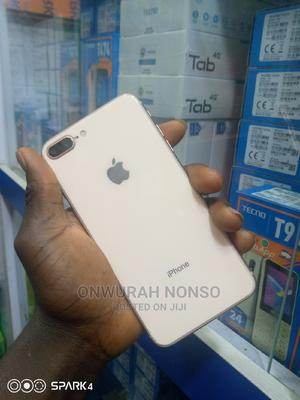 Apple iPhone 8 Plus 64 GB Silver   Mobile Phones for sale in Lagos State, Ikeja