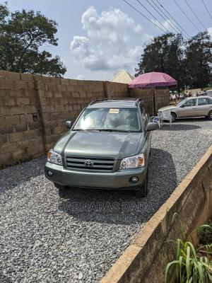Toyota Highlander 2007 V6 Green | Cars for sale in Oyo State, Ibadan