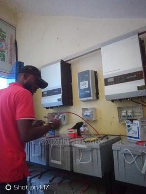 Electrical Installations (SOLAR/INVERTER) and Maintenance   Engineering & Architecture CVs for sale in Abuja (FCT) State, Apo District