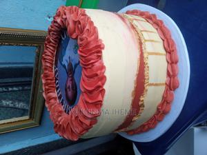 10 Inches 3 Flavoured Cake | Meals & Drinks for sale in Imo State, Owerri