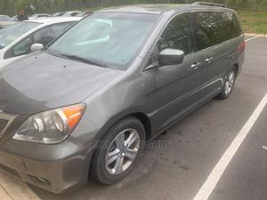 Honda Odyssey 2008 Touring Gray | Cars for sale in Lagos State, Isolo