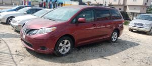 Toyota Sienna 2010 LE 7 Passenger Red | Cars for sale in Delta State, Warri