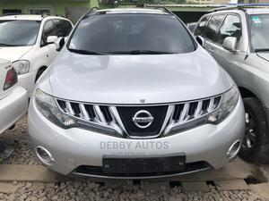 Nissan Murano 2009 Silver   Cars for sale in Lagos State, Agege