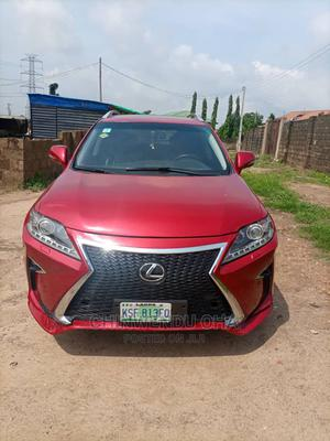 Lexus RX 2012 Red   Cars for sale in Lagos State, Ojota