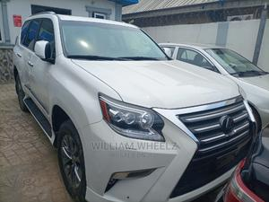 Lexus GX 2018 460 Luxury White | Cars for sale in Lagos State, Surulere
