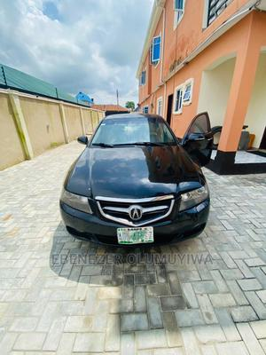 Acura TSX 2005 Automatic Black   Cars for sale in Lagos State, Lekki