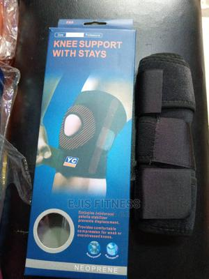 Knee Support With Brace | Sports Equipment for sale in Lagos State, Surulere