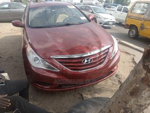 Hyundai Sonata 2011 Red | Cars for sale in Lagos State, Maryland