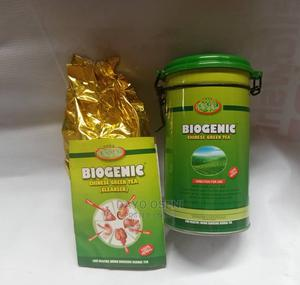 Biogenic Chinese Greentea ( Herbal Tea)   Vitamins & Supplements for sale in Lagos State, Ikeja