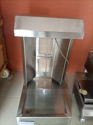 Two Burner Gas Shawama Machine. | Restaurant & Catering Equipment for sale in Lagos State, Ojo