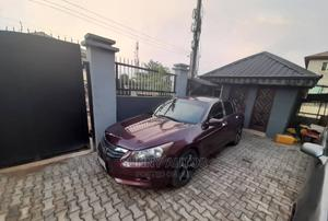 Honda Accord 2012 Red   Cars for sale in Lagos State, Ikeja