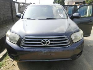 Toyota Highlander 2008 Black | Cars for sale in Lagos State, Apapa