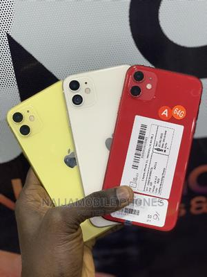 Apple iPhone 11 64 GB Red   Mobile Phones for sale in Lagos State, Alimosho