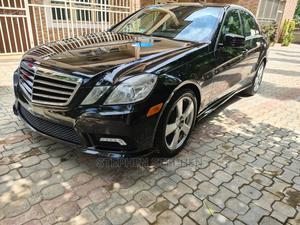Mercedes-Benz E350 2011 Black | Cars for sale in Abuja (FCT) State, Jabi