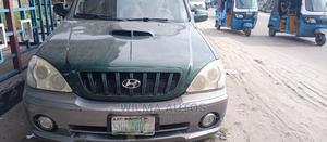 Hyundai Terracan 2004 2.9 CRDi GL Green | Cars for sale in Delta State, Warri