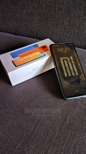 New Xiaomi Redmi 9C 64 GB Black   Mobile Phones for sale in Cross River State, Calabar