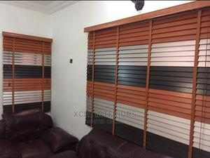 Wooden Blind With Installation | Home Accessories for sale in Lagos State, Agege