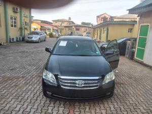 Toyota Avalon 2006 XLS Black | Cars for sale in Lagos State, Agege