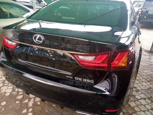 Lexus GS 2012 350 Black | Cars for sale in Abuja (FCT) State, Central Business Dis