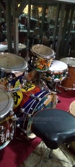 Standard/Yamaha Drum Set | Audio & Music Equipment for sale in Lagos State, Ojo