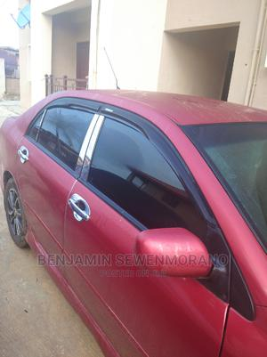 Toyota Corolla 2004 S Red   Cars for sale in Ondo State, Akure