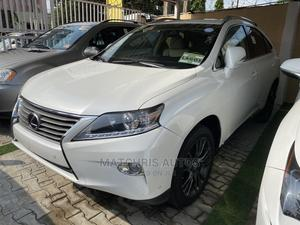 Lexus RX 2013 White | Cars for sale in Lagos State, Maryland
