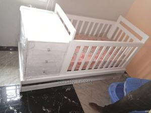Neatly Used Baby Cot   Furniture for sale in Lagos State, Ibeju